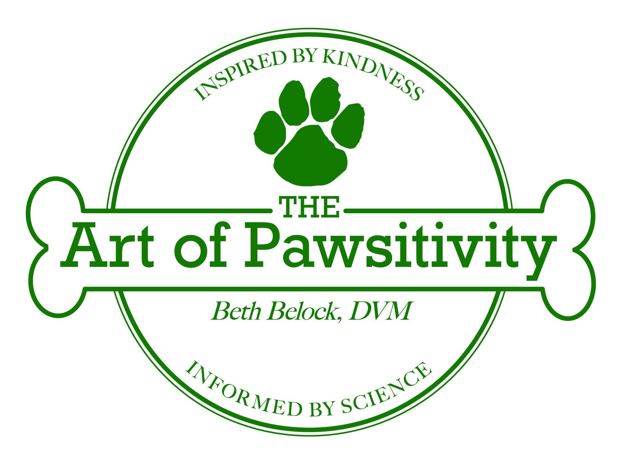 The Art of Pawsitivity